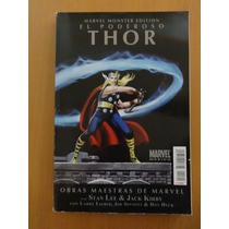 Thor Tpb Marvel Comics Mexico