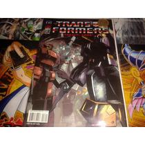 Transformers Target 2006 #3 A Comic Nuevo En Ingles Idw