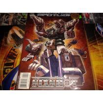 Transformers Spotlight A Comic Nuevo En Ingles Idw