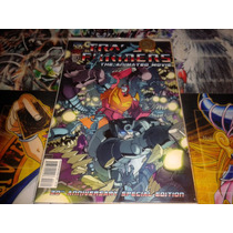 Transformers Animated Movie #3 Comic Nuevo En Ingles Idw