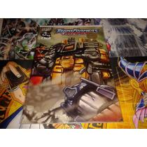 Transformers Armada #10 Comic Nuevo En Ingles Dw