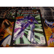 Transformers Animated Movie #2 Comic Nuevo En Ingles Idw