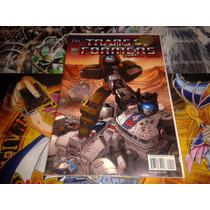 Transformers Target 2006 #4 A Comic Nuevo En Ingles Idw
