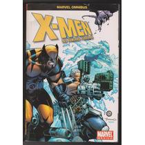 X-men-numeros Perdidos - Marvel Omnibus - Editorial Televisa