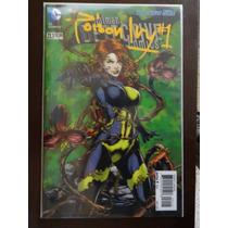 Batman Detective Comics # 23.1 Poison Ivy 3d Dc Comics