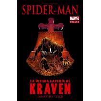 Spiderman La Ultima Cacería De Kraven - Tapa Dura Nuevo Espa