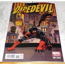 Marvel Daredevil #1 Portada Variante Marvel Mexico