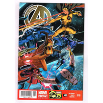 New Avengers # 18 - Marvel Now! - Televisa