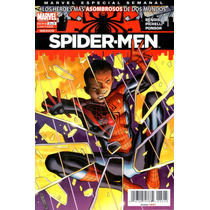 Marvel Spider-men #2 Marvel Mexico