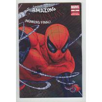Amazing Spider-man 77 Metalizada 1ra Impresión.
