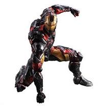 Sen-ti-nel Enx32248 Iron Man Variant Marvel Comics Juega A