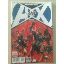 Comics De Coleccion Marvel Avengers Vs X Men Round 7