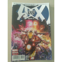 Comics De Coleccion Marvel Avengers Vs X Men Round 12