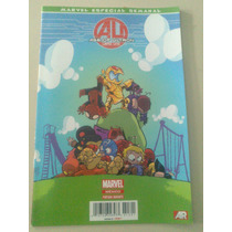 Comics De Coleccion Marvel Avengers Age Of Ultron Libro 1