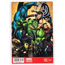 New Avengers # 21 - Marvel Now! - Televisa