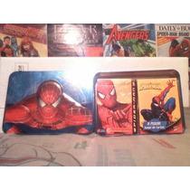 Spider-man Barajas Para Poker Wolverine X-men Vengadores