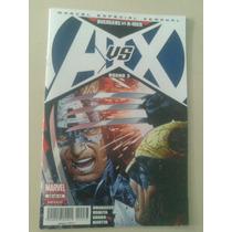 Comics De Coleccion Marvel Avengers Vs X Men Round 3