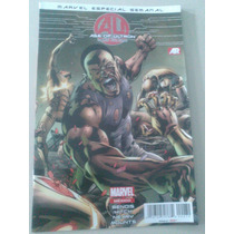 Comics De Coleccion Marvel Avengers Age Of Ultron Libro 4