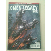 Comics De Coleccion Marvel X Men Segunda Venida Capitulo 8