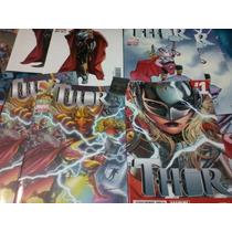 Thor #1, Portada Normal O Variantes. Telvisa.
