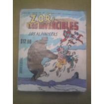 Marvel Comic Vintage Zor Y Los Invencibles