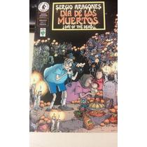 Comic De Coleccion Dark Horse Sergio Aragones Dia De Muertos