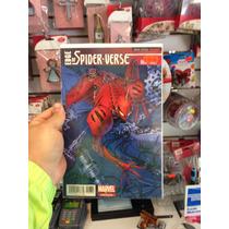 Edge Of Spider Verse #5 Portada Variante