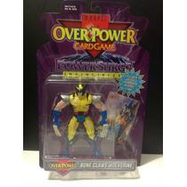 Marvel Overpower Bone Claws Wolverine Legends