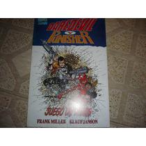 Daredevil Y Punisher Juego De Niños Edicion Especial Marvel