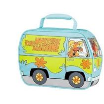 Kit Almuerzo Termo Novedad Scooby Doo Y La Máquina Del Miste