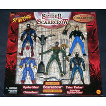 Marvel Spider-man & Scarecrow Boxset Magnifico Exclusive