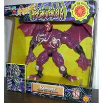 Marvel Spider Man Arachniphobia Man Vampider Boxset Toybiz