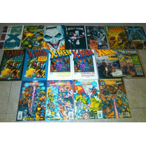 Varios Comics Especiales Marvel Dc Vid