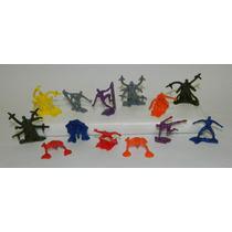 Promocion Completa De 13 Figuritas De Spider-man 2 De Barcel