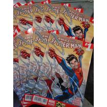 The Amazing Spider-man Numero 1 Las Cuatro Portadas