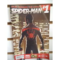 Miles Morales The Ultimate Spiderman 01 Televisa