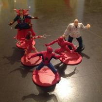 Figuras Miniatura De El Hombre Araña