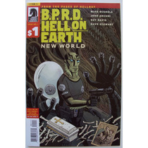 Bprd Hell On Earth 1 For $1 (dark Horse 2014) Ingles.