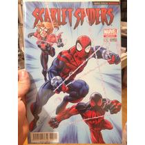Scarlet Spiders # 001 Portada Variante En Español