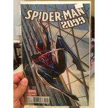 Spiderman 2099 Portada Variante De Campbelle En Ingles