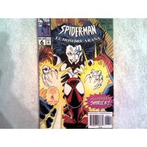 Spider Man El Hombre Araña # 6 Marvel Comics