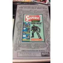 Comics De Coleccion Marvel Obras Maestras Ironman