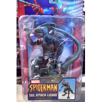 Marvel Spider-man Tail Attack Lizard C9
