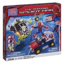 Mega Bloks The Amazing Spider-man Puente De Enfrentamiento (