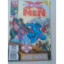 Comics De Coleccion Marvel X Men Flip Book Numero 64