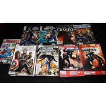 Comics Televisa Capitain America Completa 113 Num