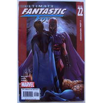 Ultimate Fantastic Four 22 2a Aparicion Marvel Zombies