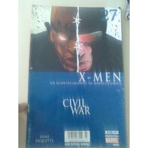 Comics De Coleccion Marvel Civil War X Men 27