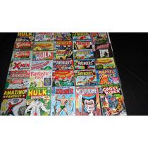 Comics Televisa Marvel Clasicos Coleccion Completa