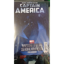 Captain America Winter Soldier Vol.1 Monster Edition
